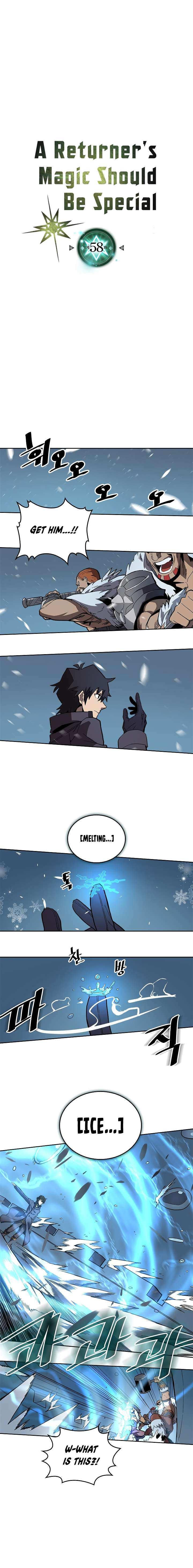 A Returner's Magic Should Be Special - chapter 58-eng-li