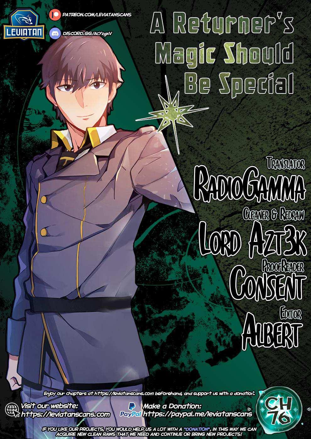 A Returner's Magic Should Be Special - chapter 76-eng-li