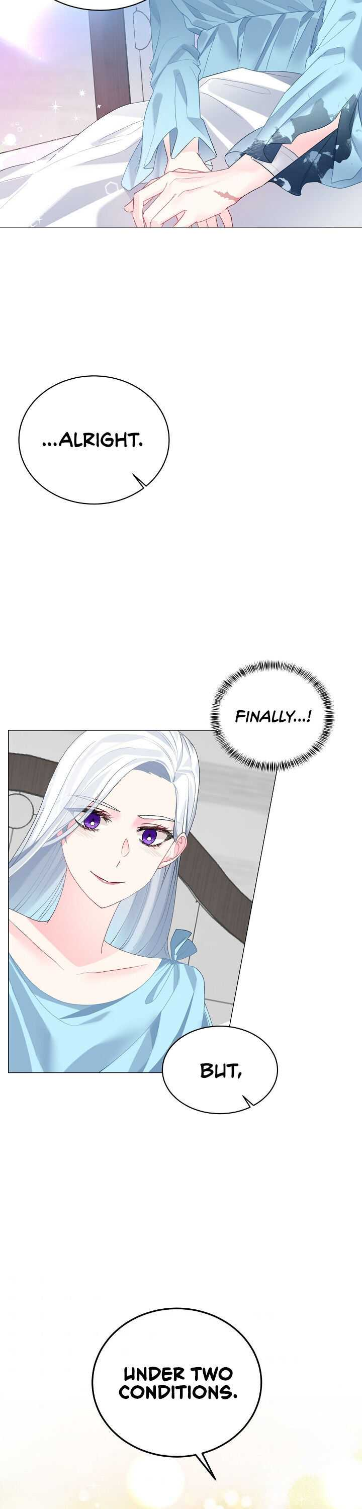 Even Though I'm the Villainess, I'll Become the Heroine! - chapter 4-eng-li
