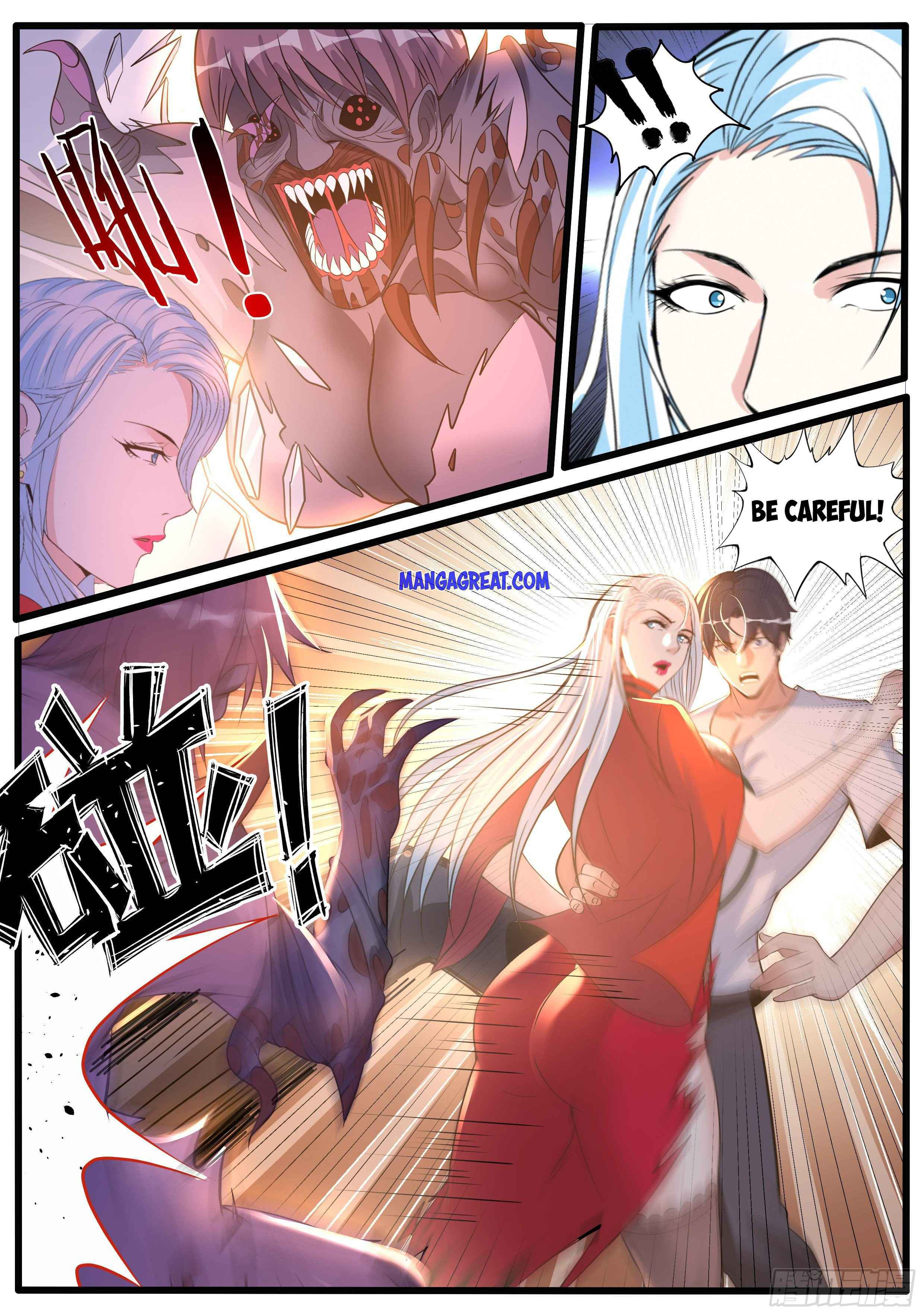 I Have An Apocalyptic Dungeon - chapter 27-eng-li