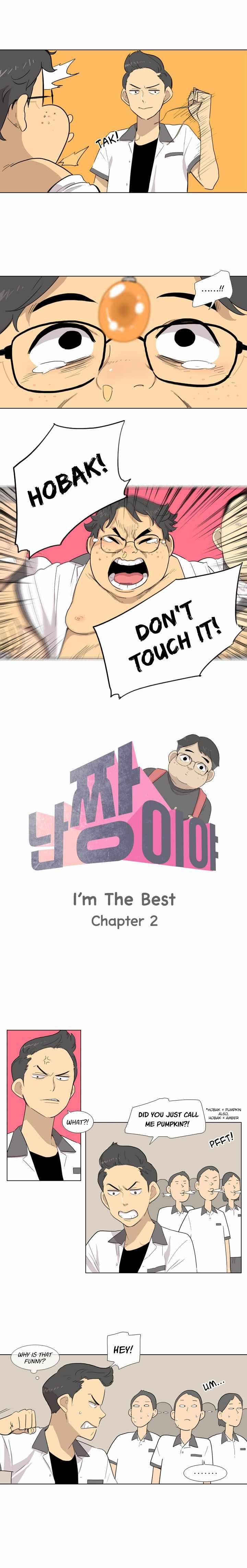 I'm the Best - chapter 2-eng-li