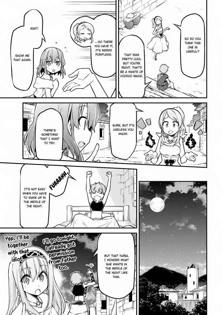 Isekai Kenkokuki - chapter 16-eng-li