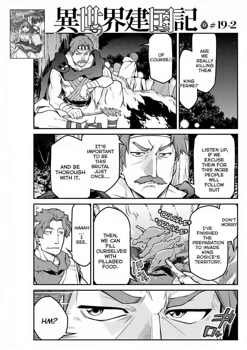 Isekai Kenkokuki - chapter 19.2-eng-li
