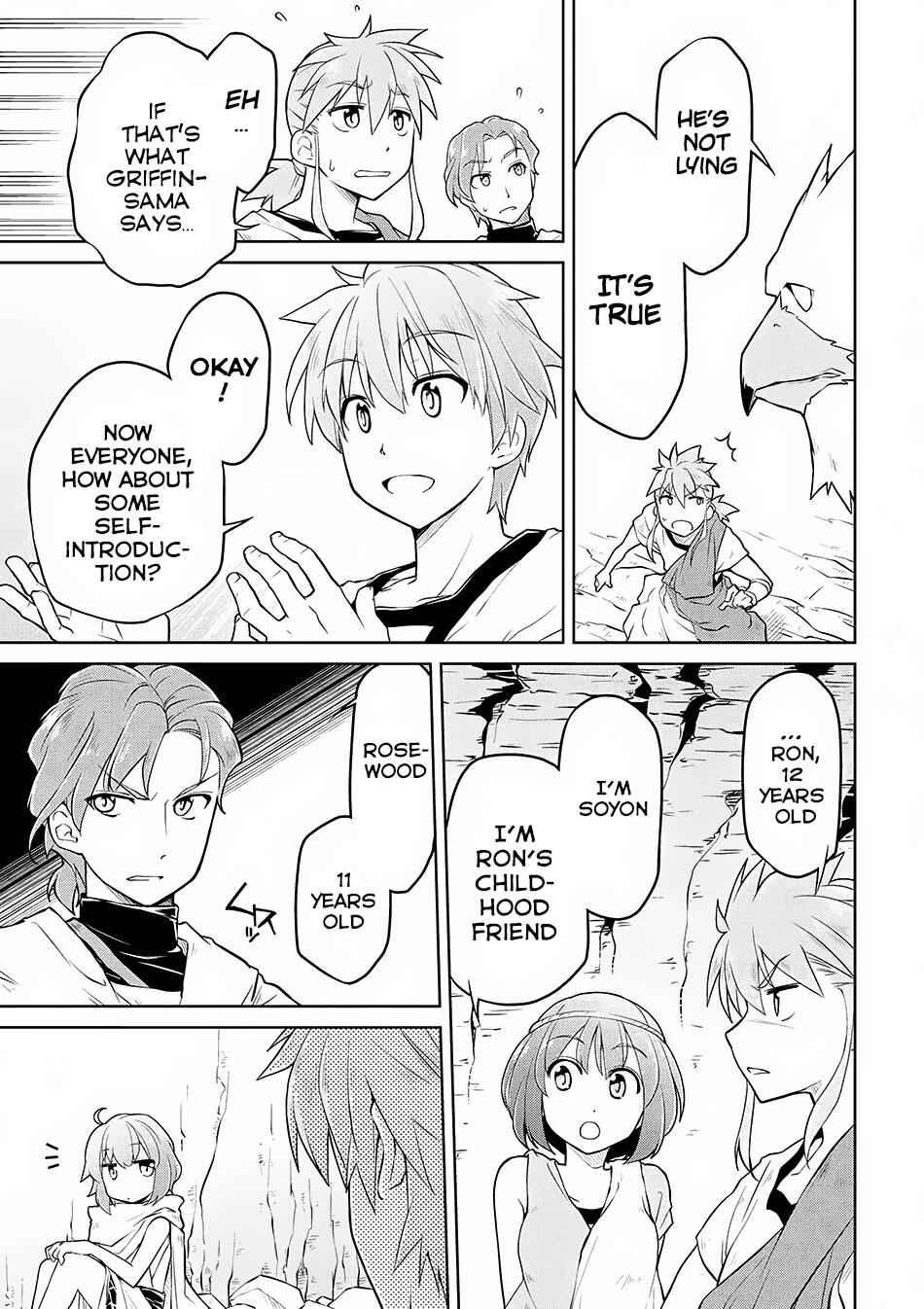 Isekai Kenkokuki - chapter 2-eng-li