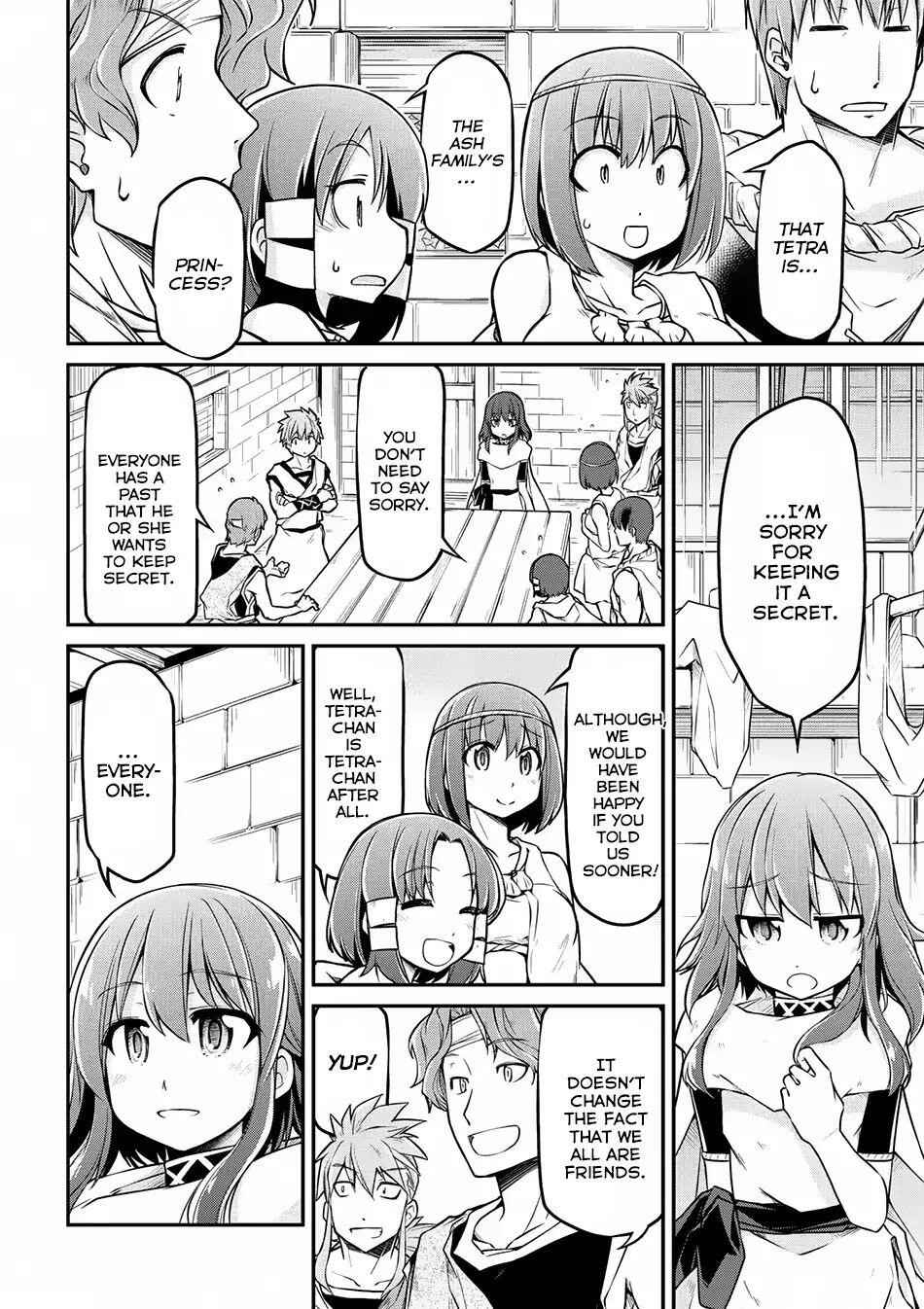Isekai Kenkokuki - chapter 22-eng-li