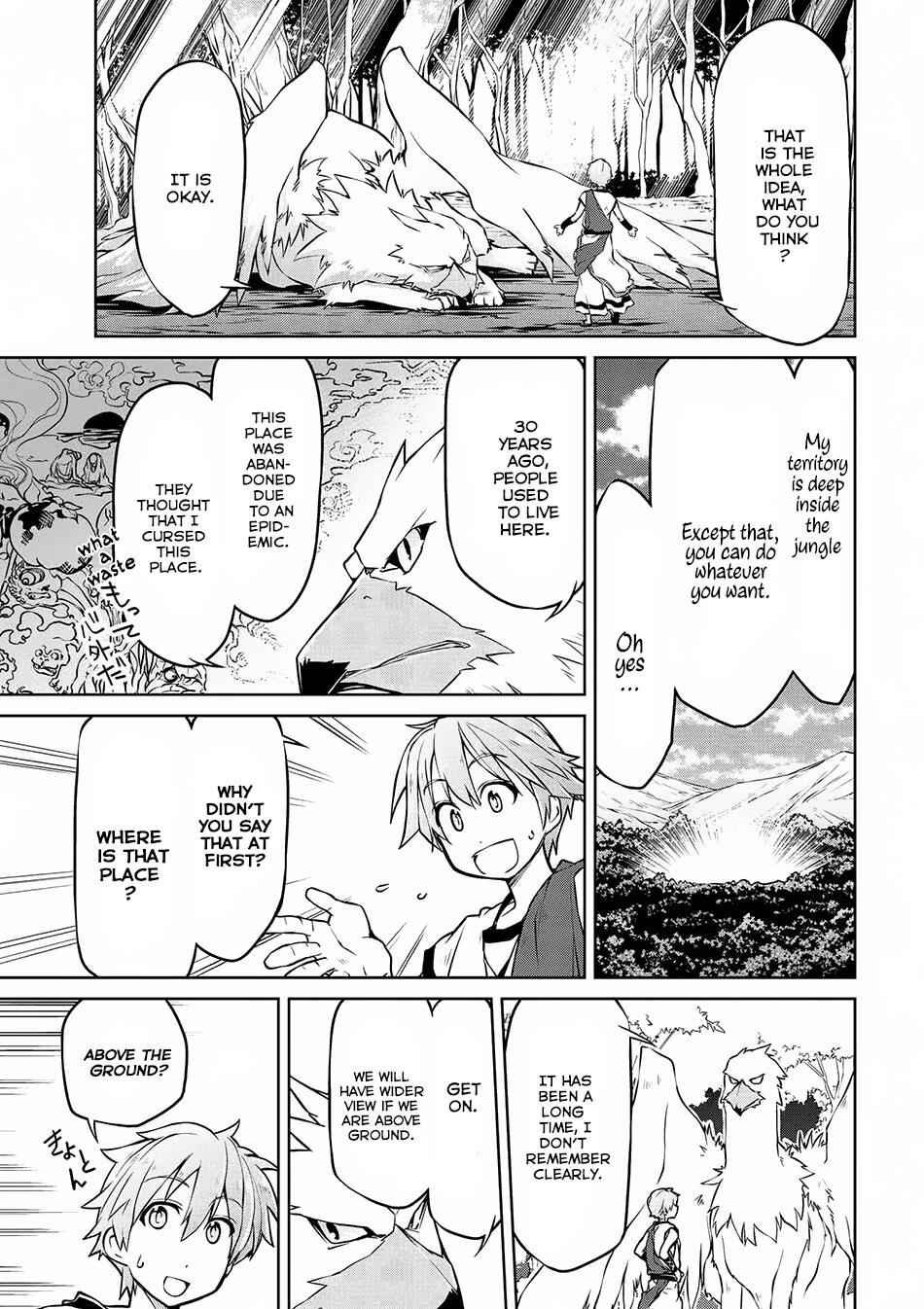 Isekai Kenkokuki - chapter 3-eng-li