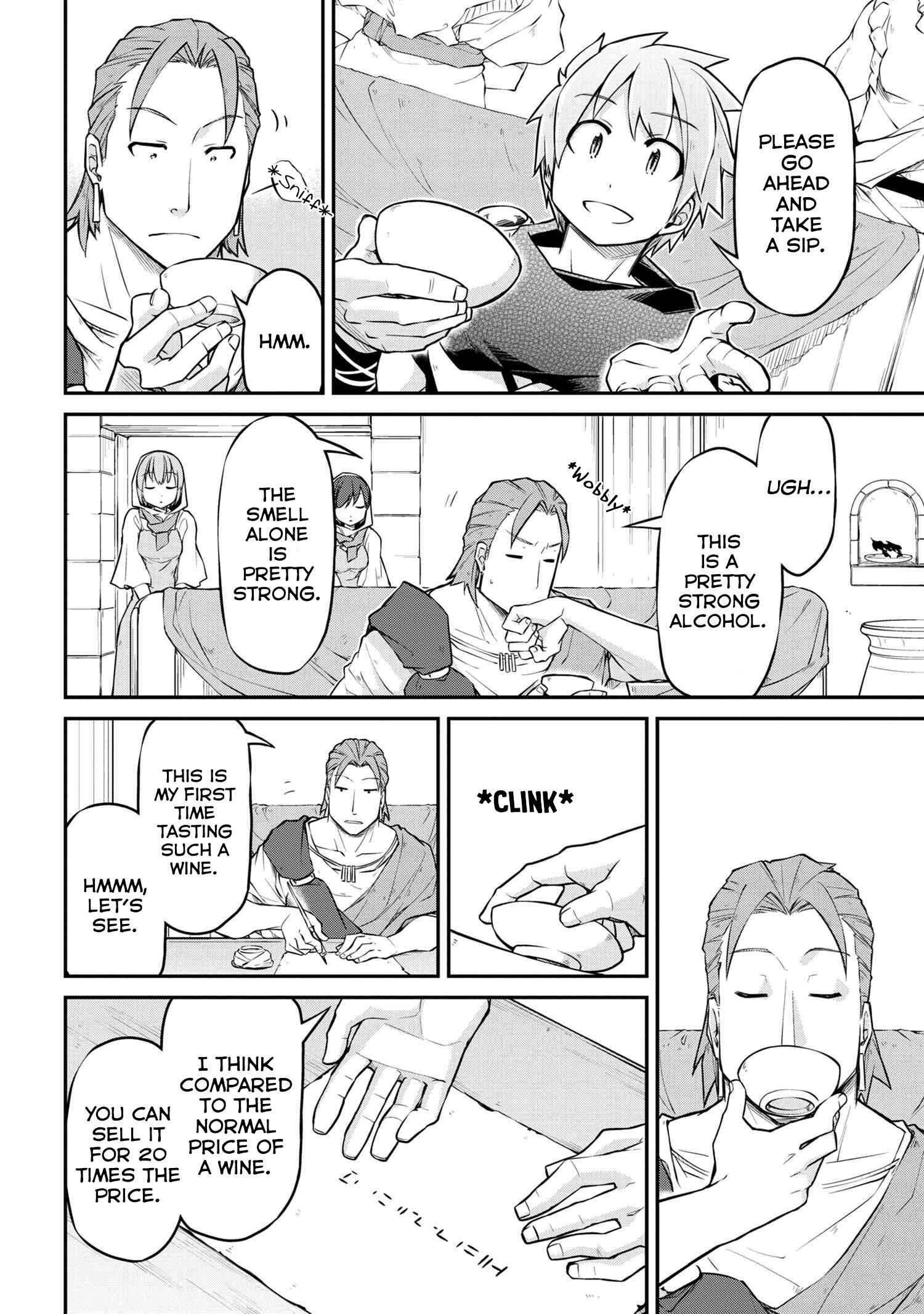 Isekai Kenkokuki - chapter 32.1-eng-li
