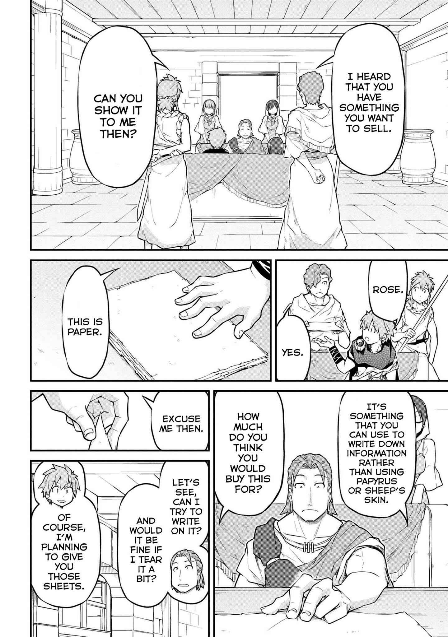 Isekai Kenkokuki - chapter 32-eng-li