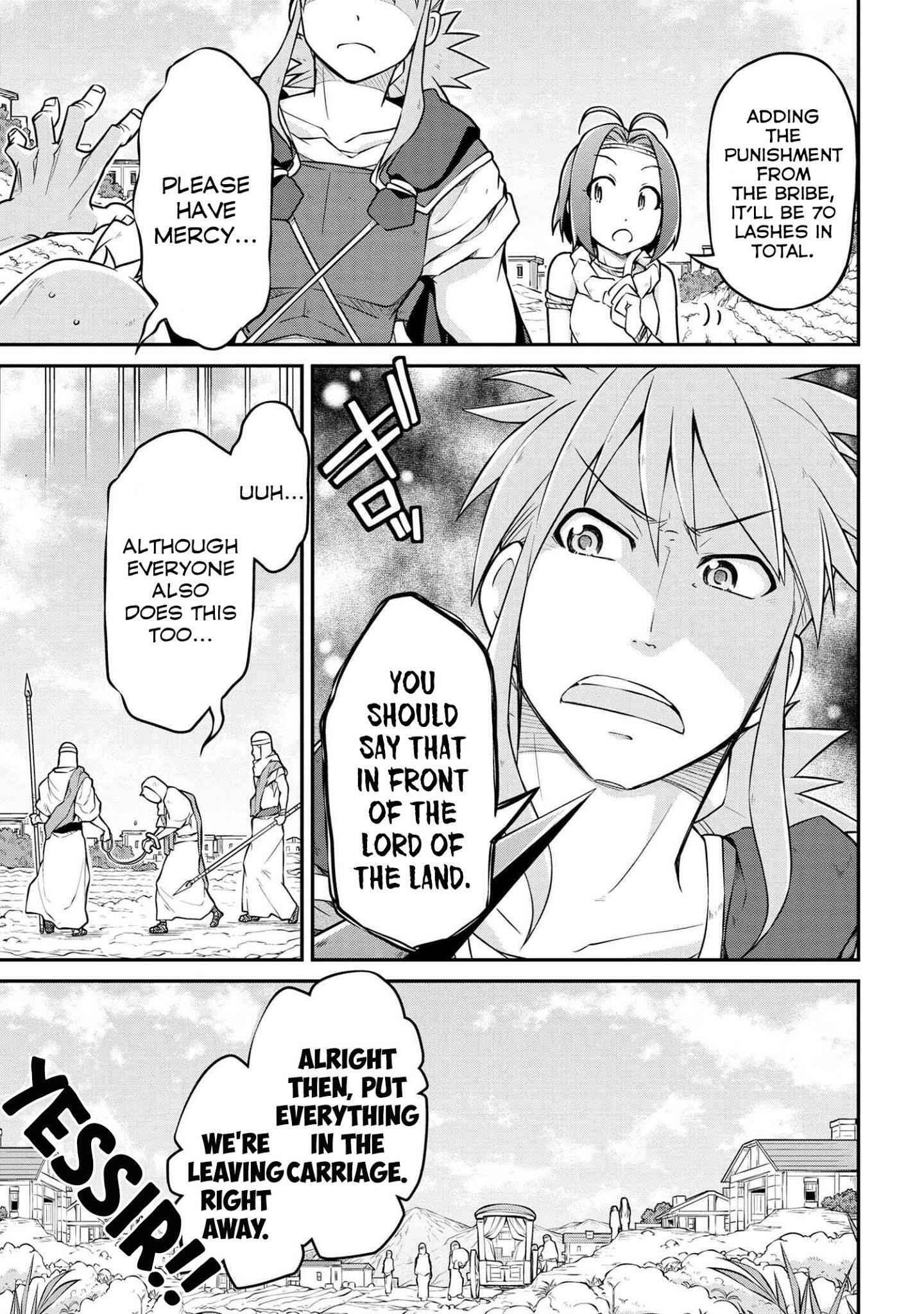 Isekai Kenkokuki - chapter 33.1-eng-li