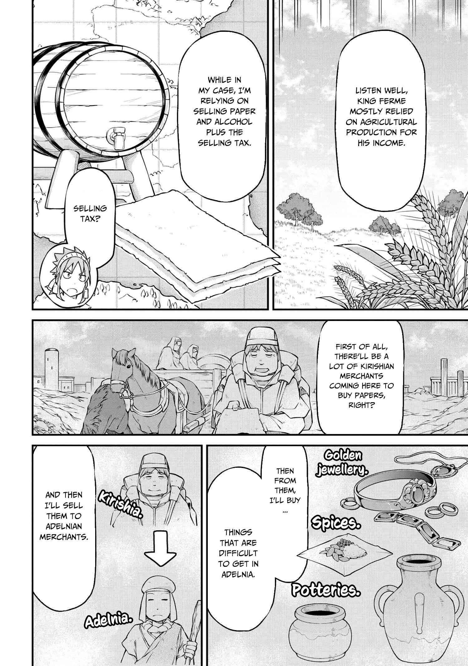 Isekai Kenkokuki - chapter 33.2-eng-li