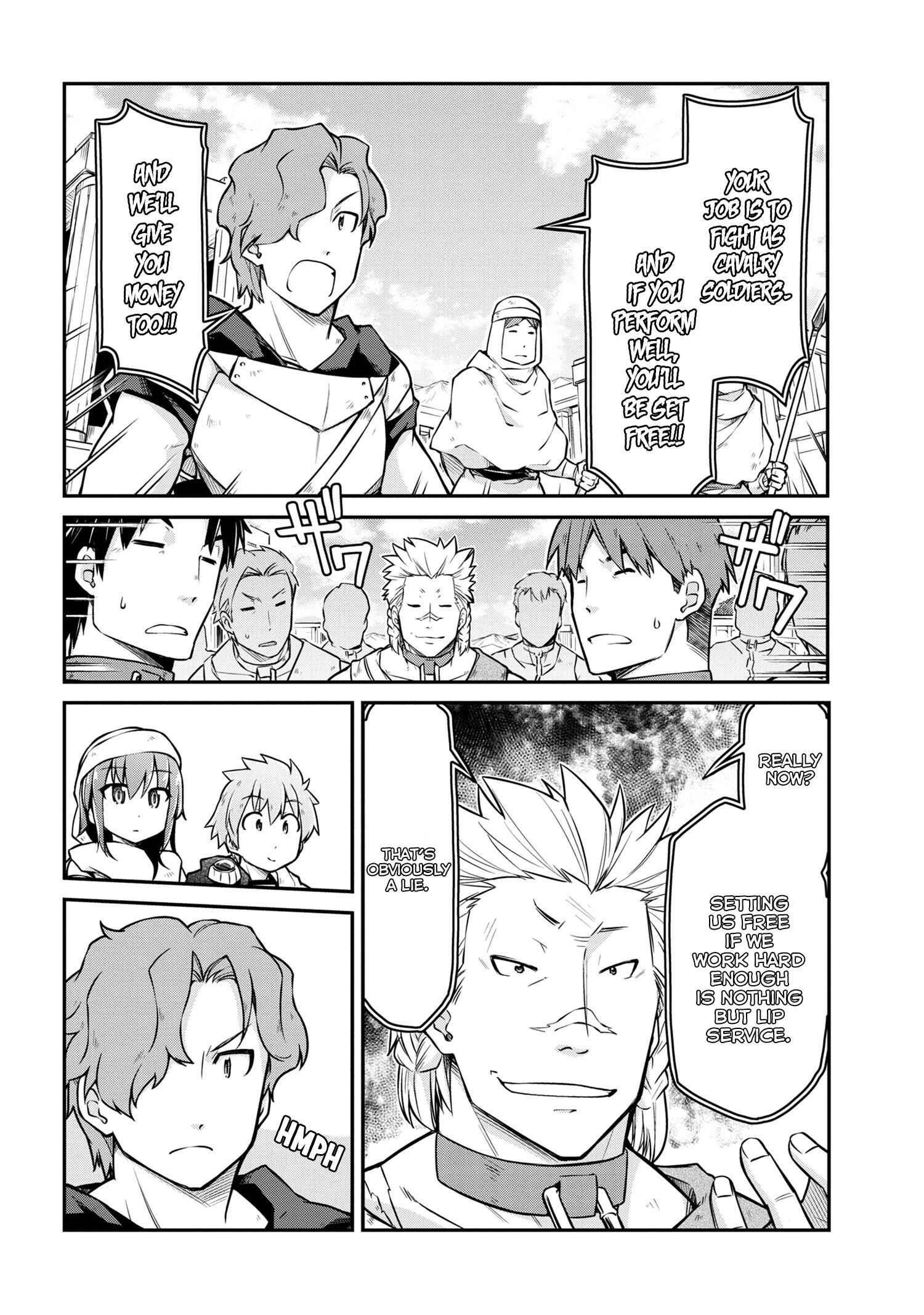 Isekai Kenkokuki - chapter 34.1-eng-li