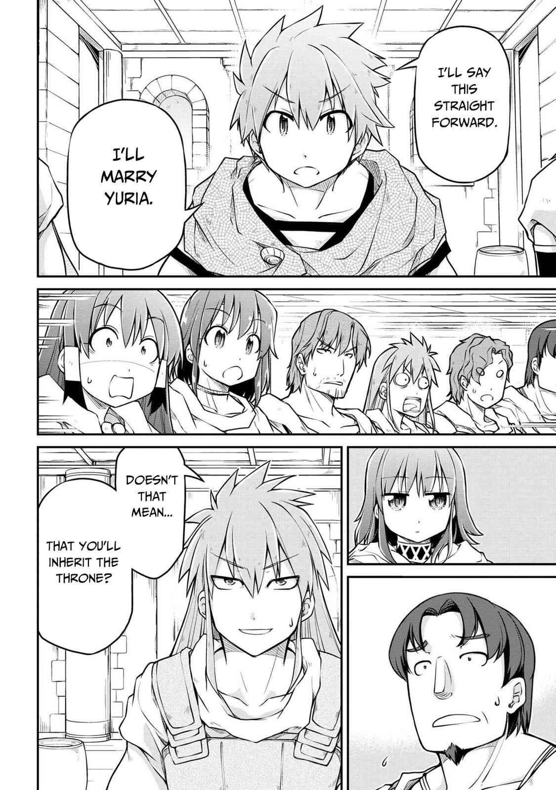 Isekai Kenkokuki - chapter 38.1-eng-li