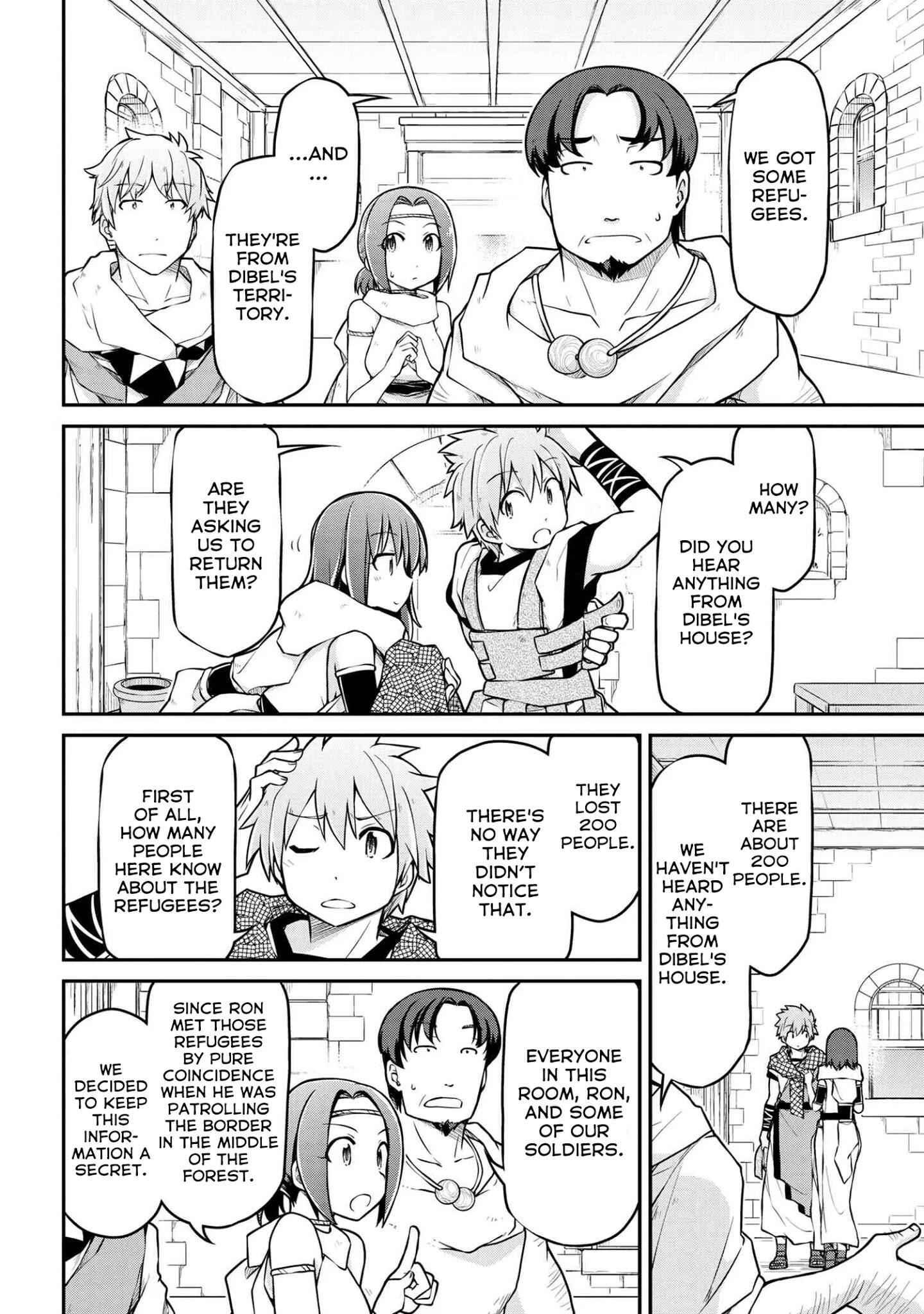 Isekai Kenkokuki - chapter 39.1-eng-li
