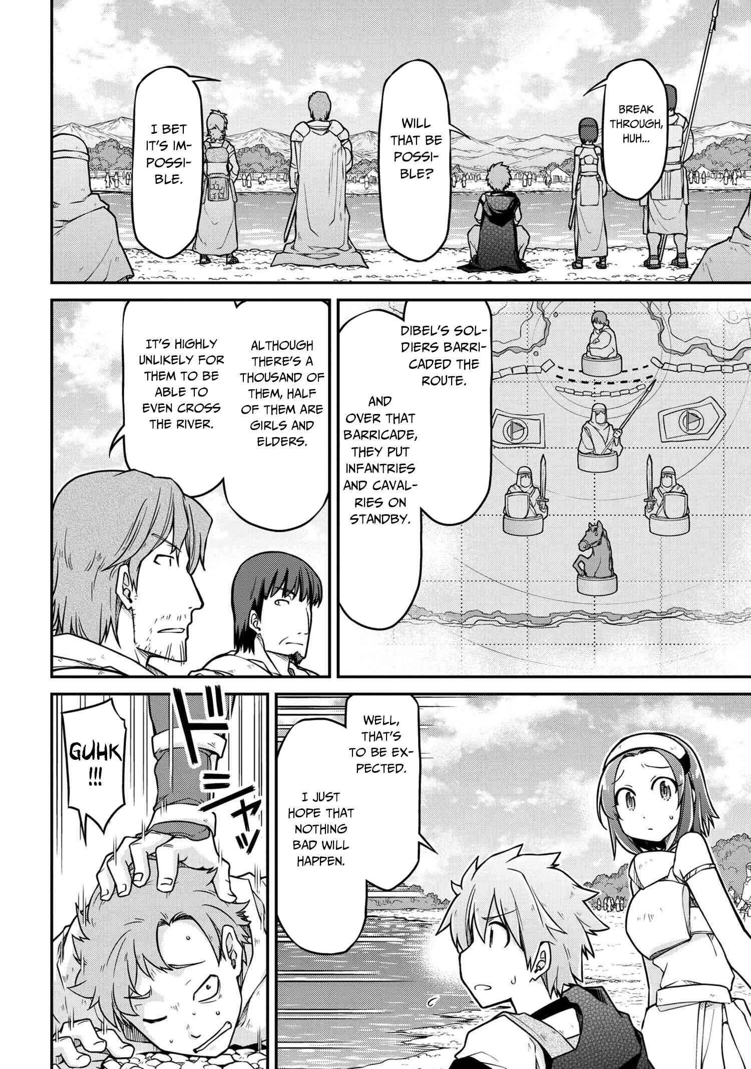 Isekai Kenkokuki - chapter 40.1-eng-li