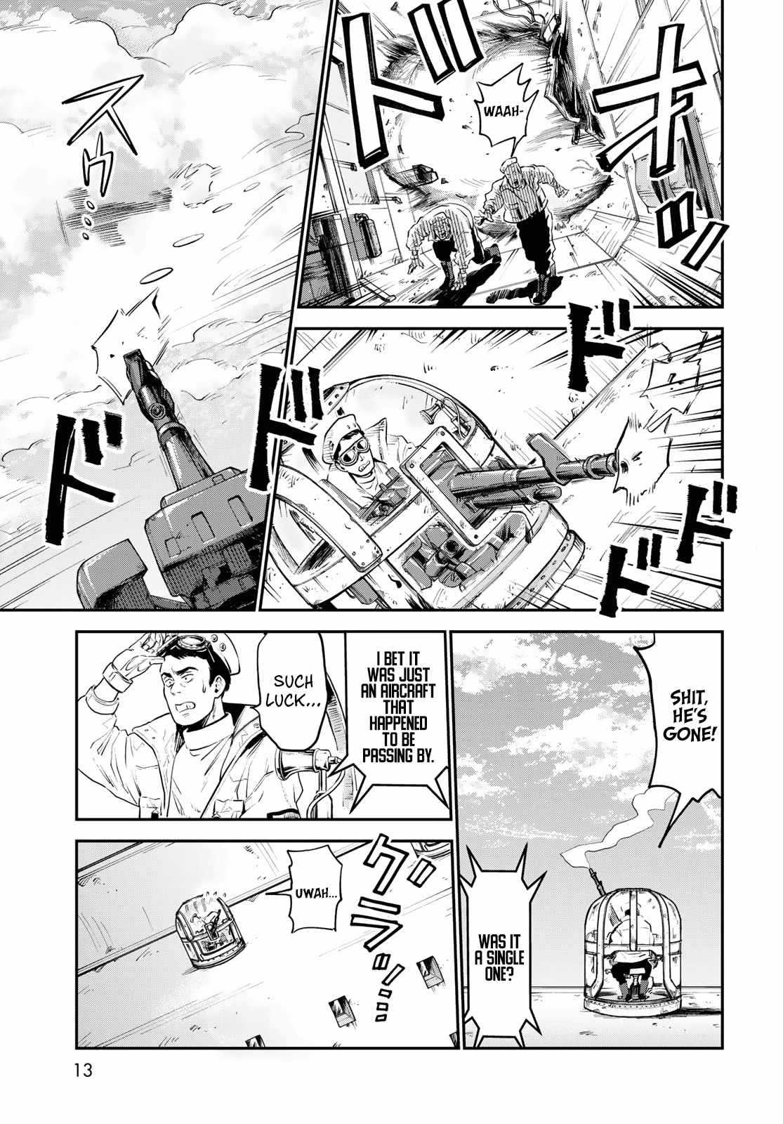 Island Surviving with Alchemy - chapter 1-eng-li