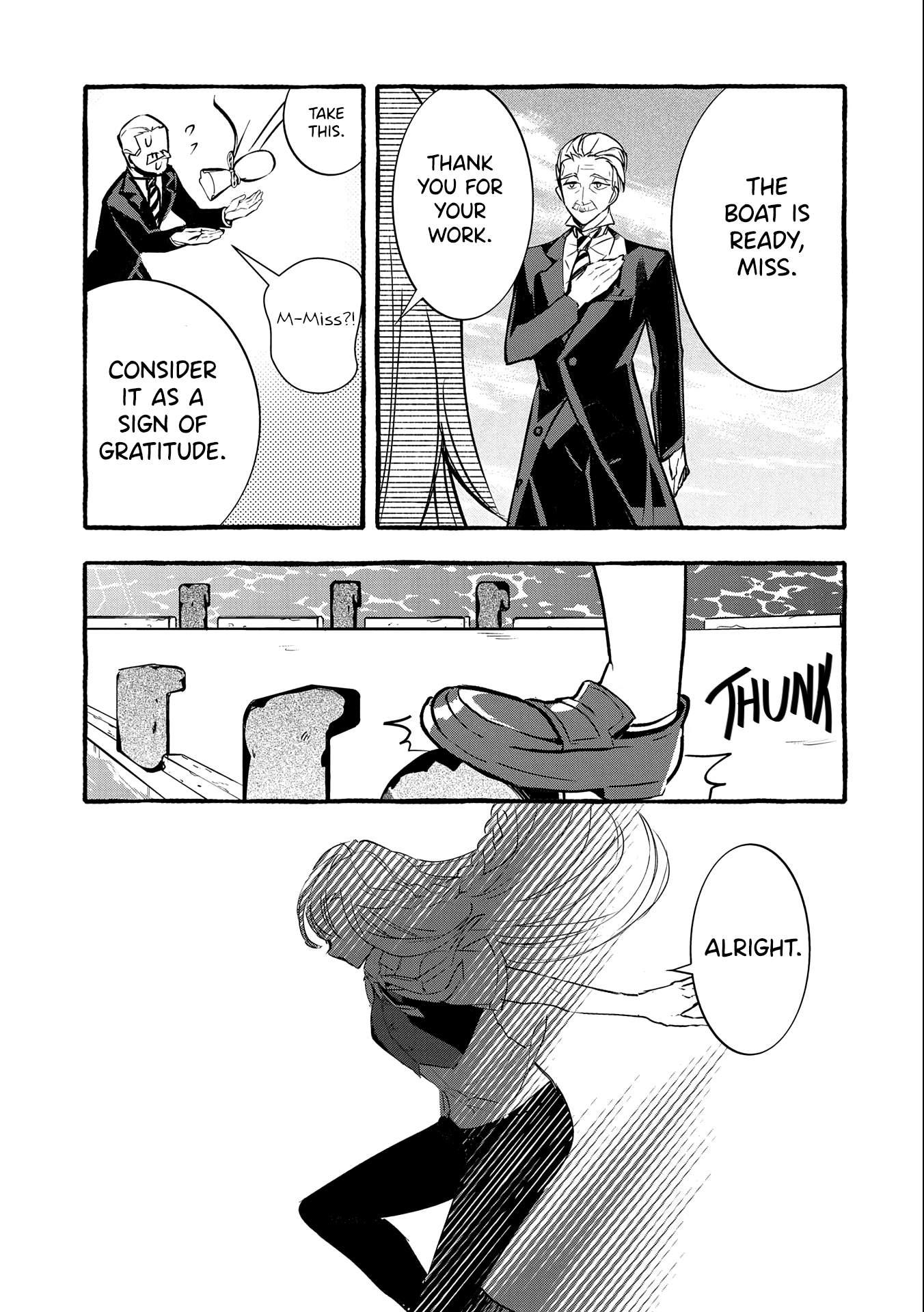Kyuubo: Suterareteta Dragon Hirotta - chapter 12-eng-li