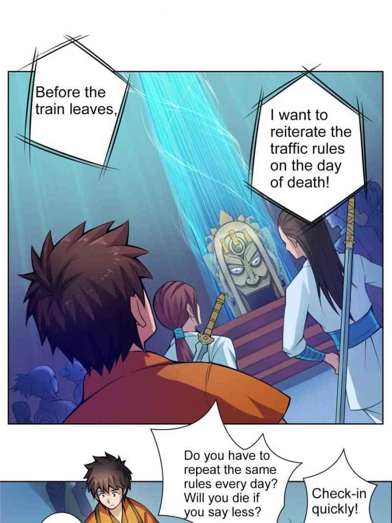 Legend of Emperor Star - chapter 14-eng-li