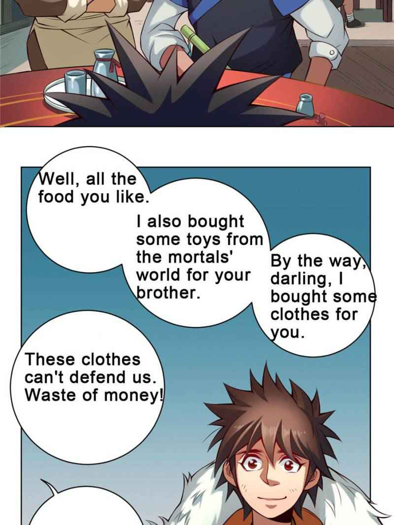 Legend of Emperor Star - chapter 21-eng-li