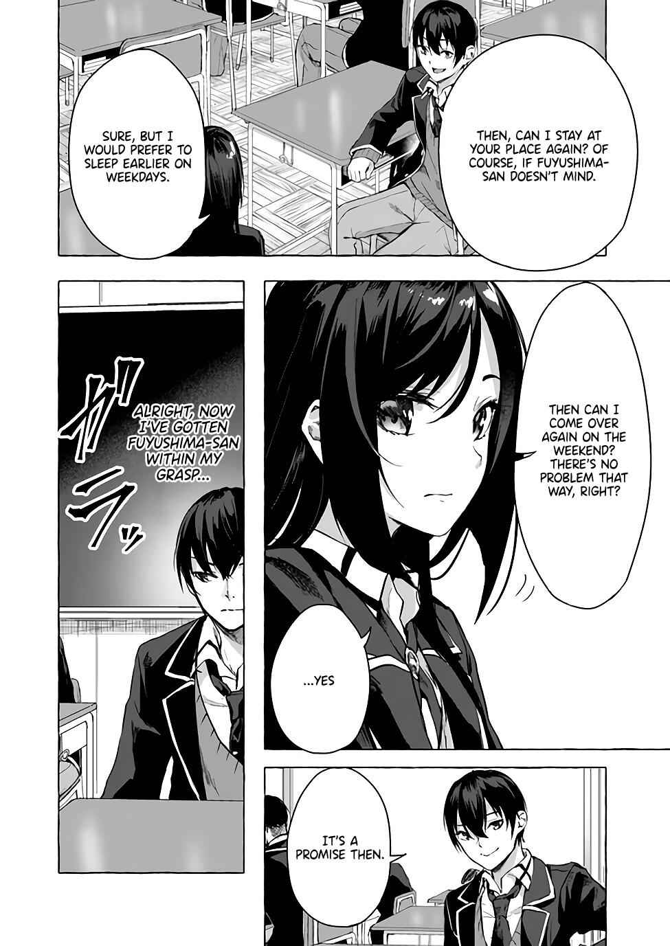 Dungeon And S❤️X - chapter 10-eng-li