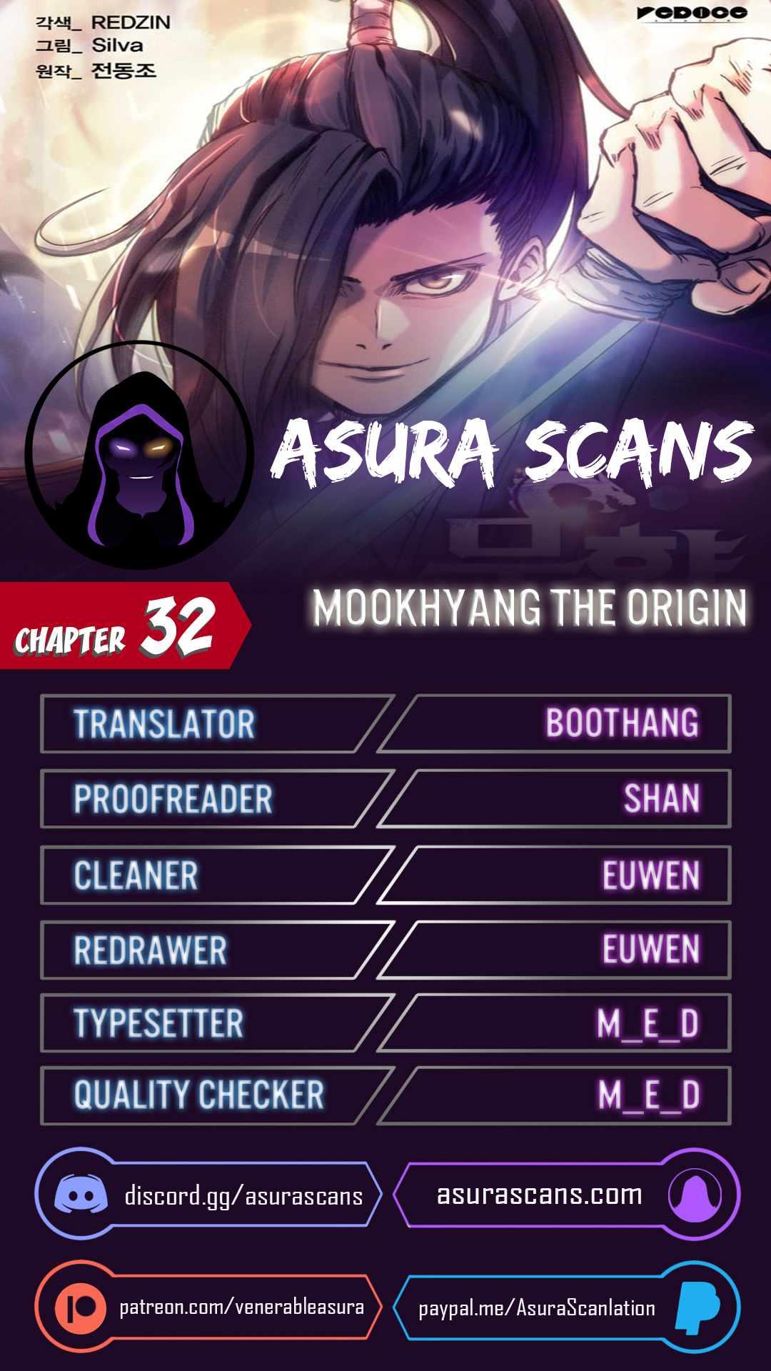 Mukhyang The Origin - chapter 32-eng-li