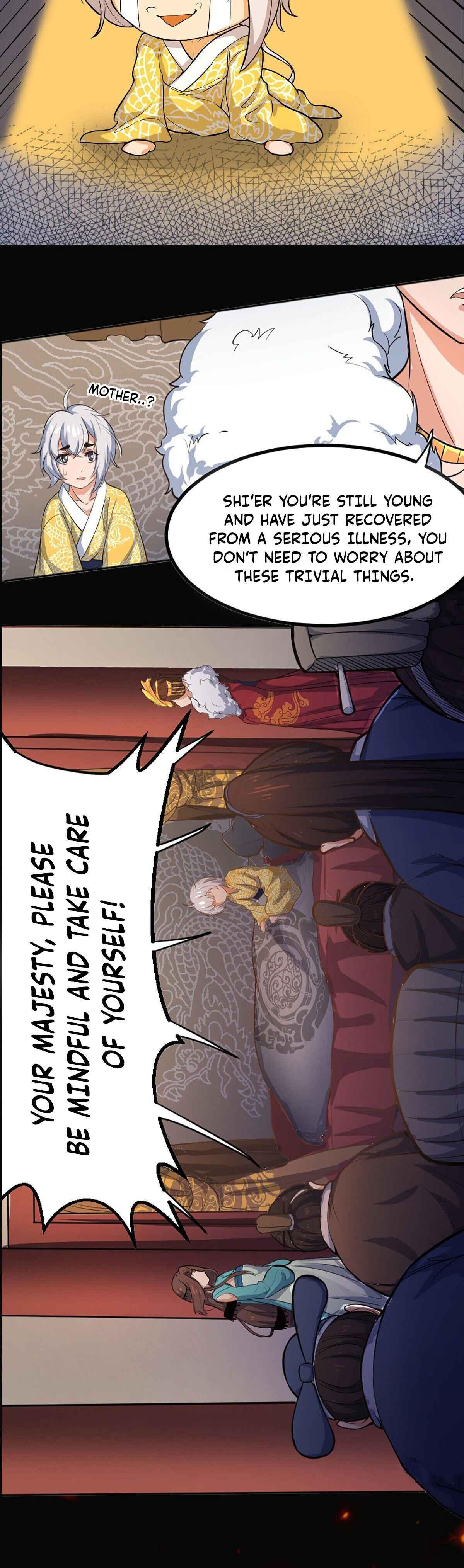 Reborn As An Emperor - chapter 1-eng-li