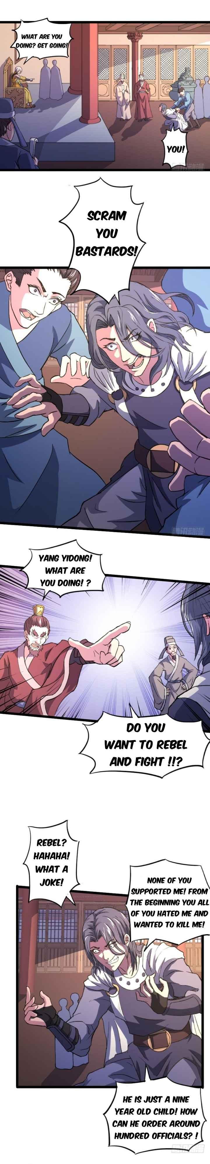 Reborn As An Emperor - chapter 15-eng-li