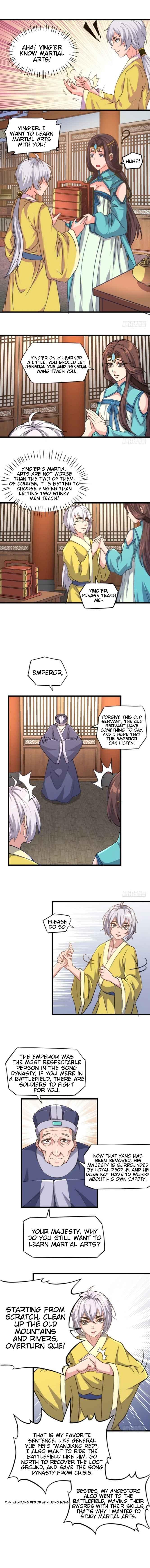 Reborn As An Emperor - chapter 16-eng-li