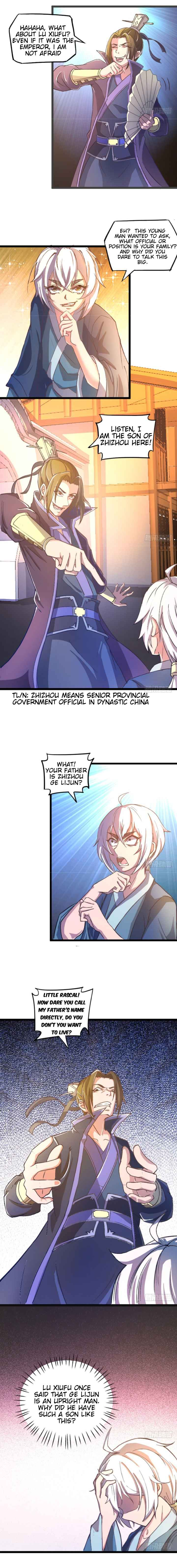 Reborn As An Emperor - chapter 19-eng-li