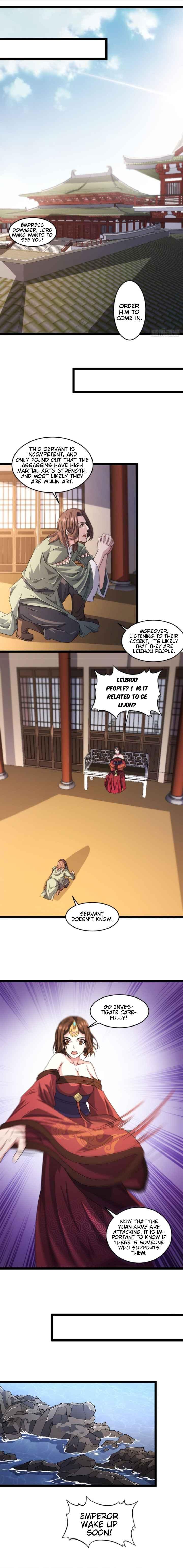 Reborn As An Emperor - chapter 25-eng-li