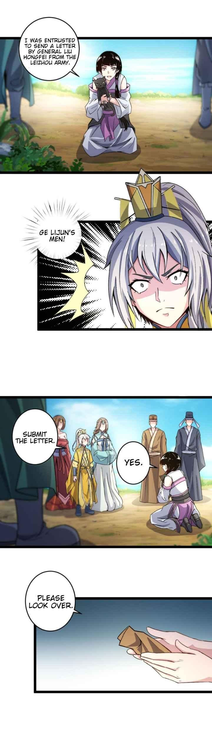Reborn As An Emperor - chapter 29-eng-li