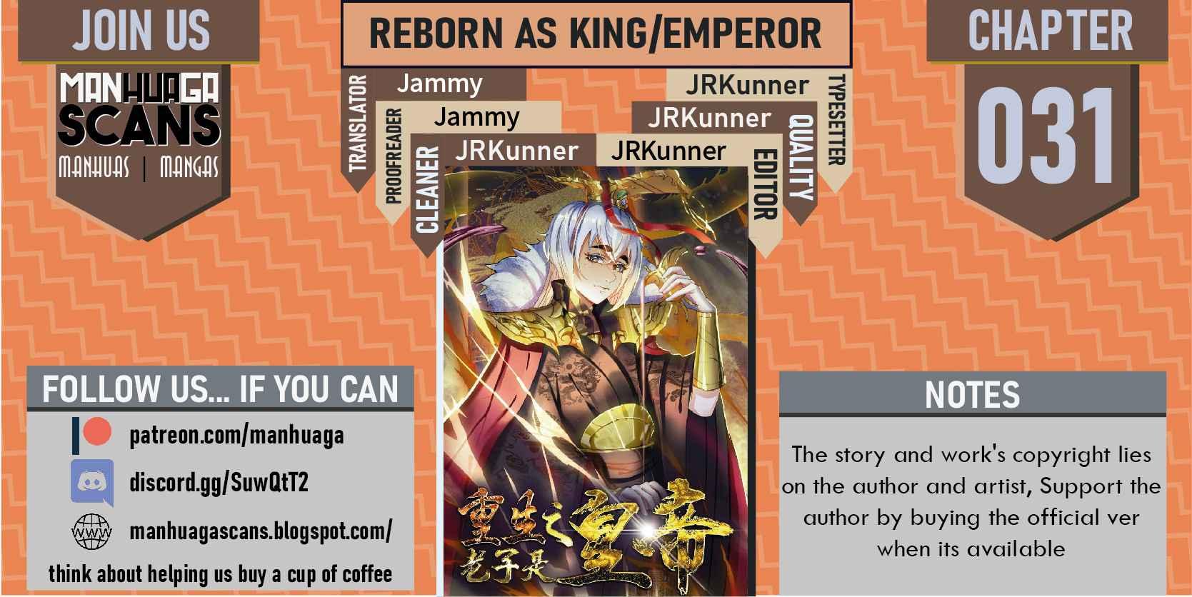 Reborn As An Emperor - chapter 31-eng-li