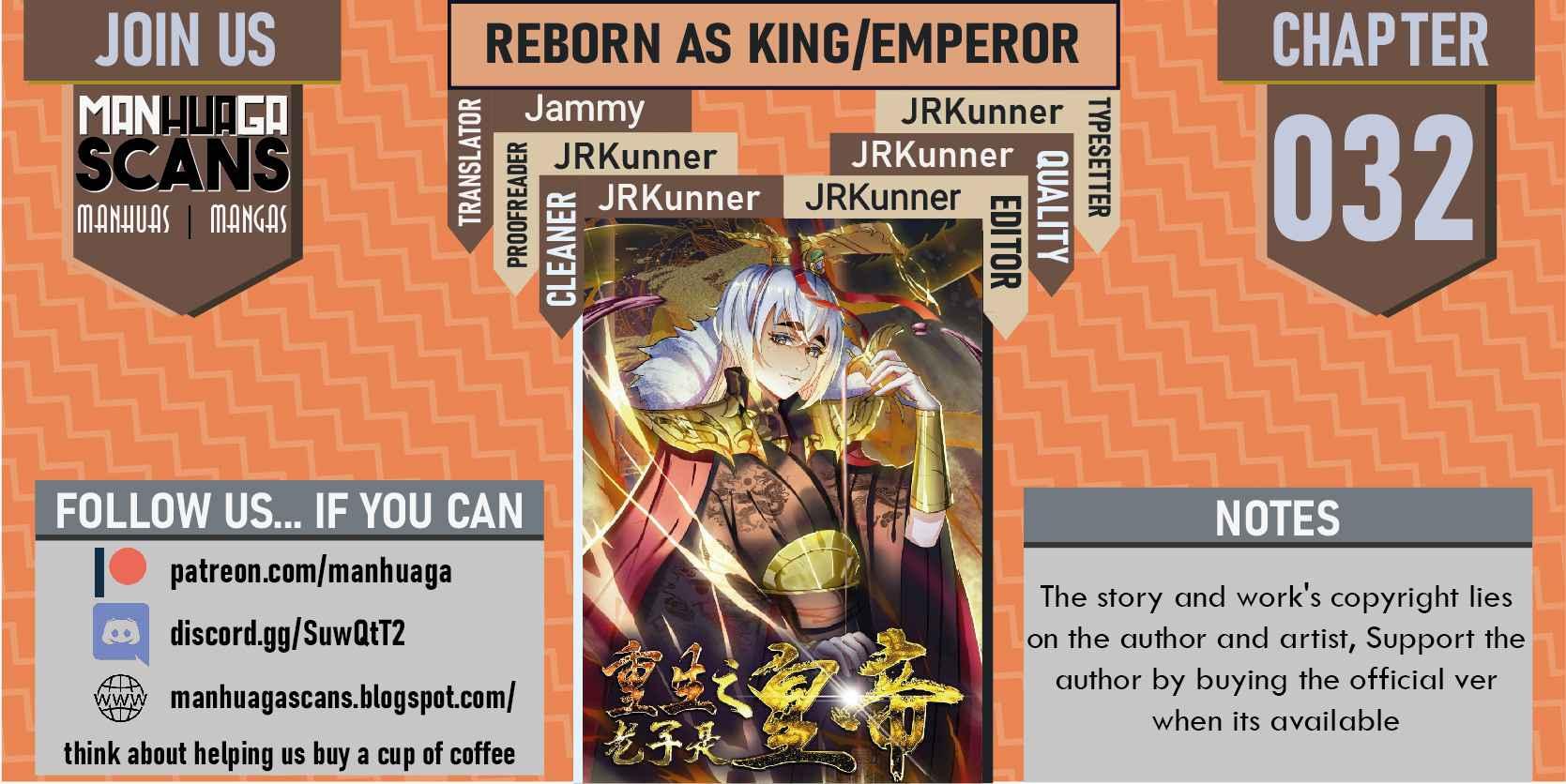 Reborn As An Emperor - chapter 32-eng-li