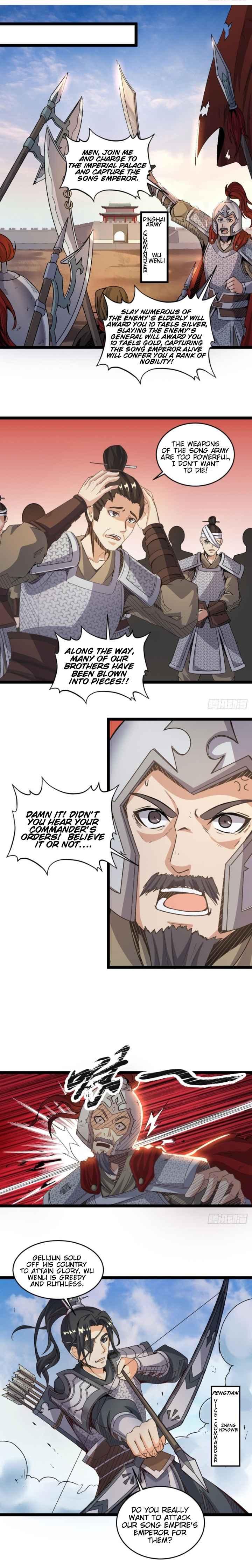 Reborn As An Emperor - chapter 33-eng-li