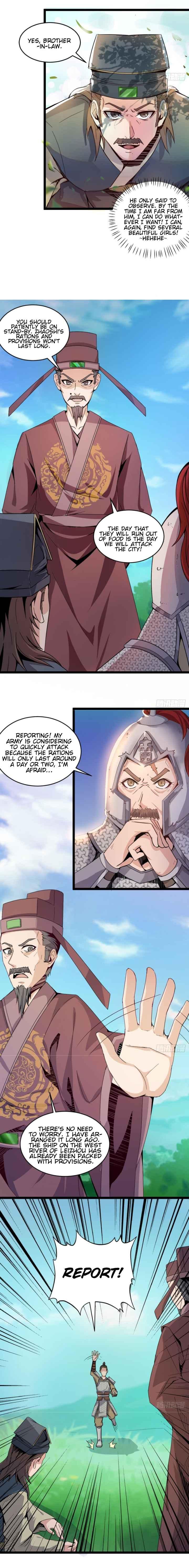 Reborn As An Emperor - chapter 34-eng-li
