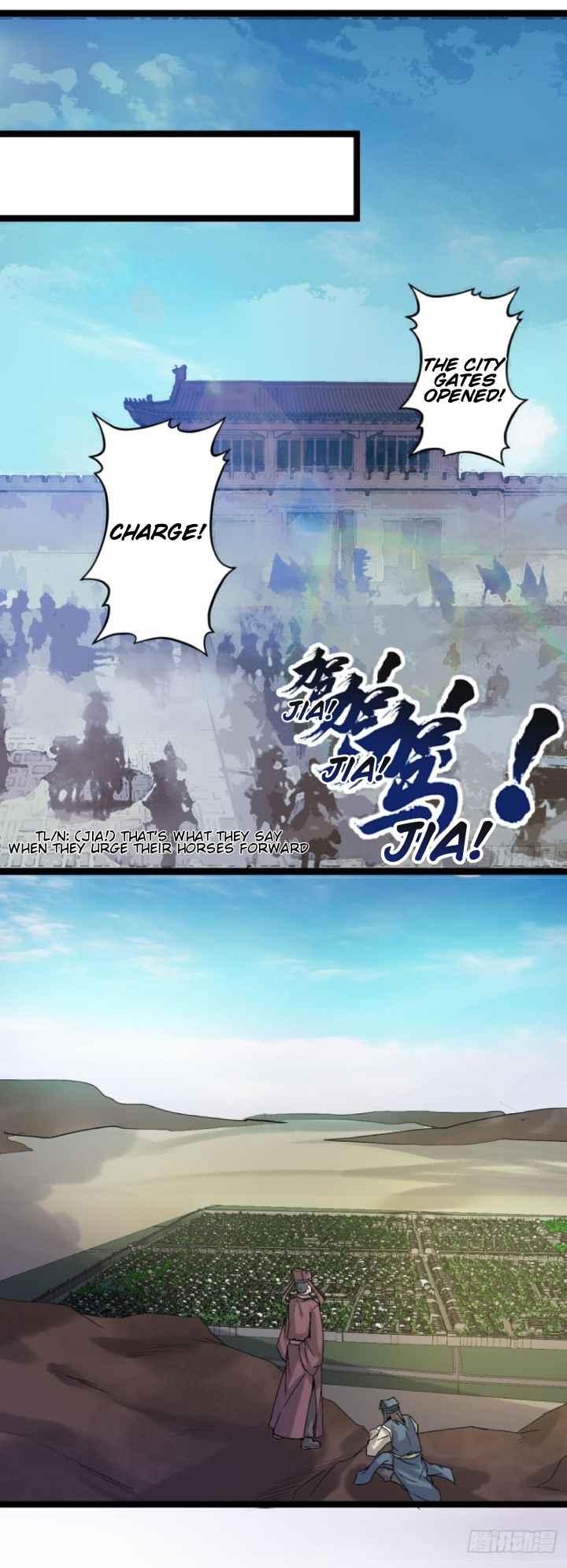 Reborn As An Emperor - chapter 38-eng-li