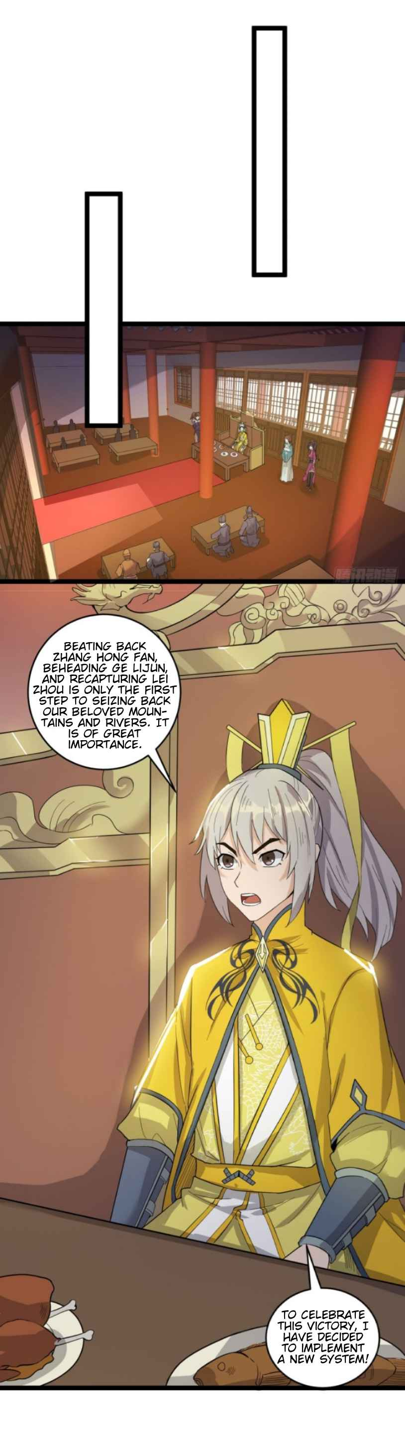 Reborn As An Emperor - chapter 39-eng-li