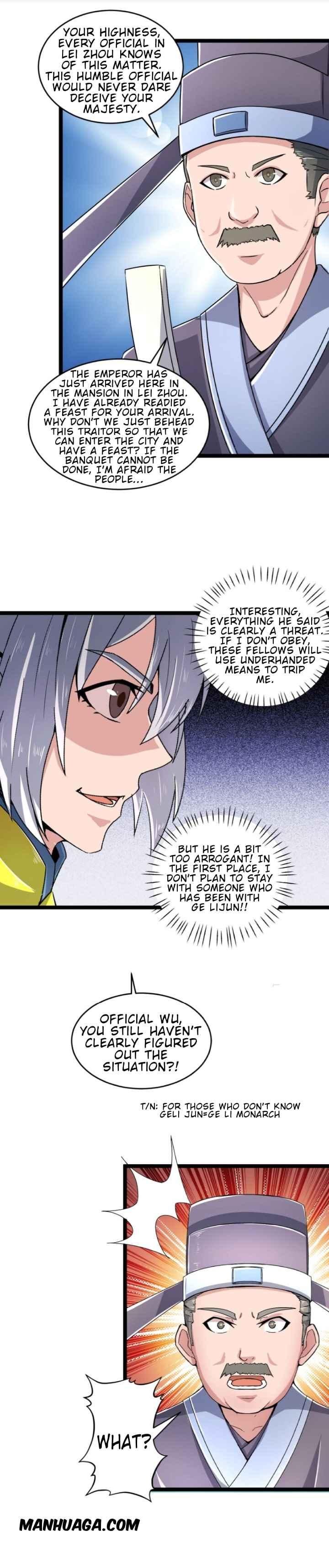 Reborn As An Emperor - chapter 42-eng-li