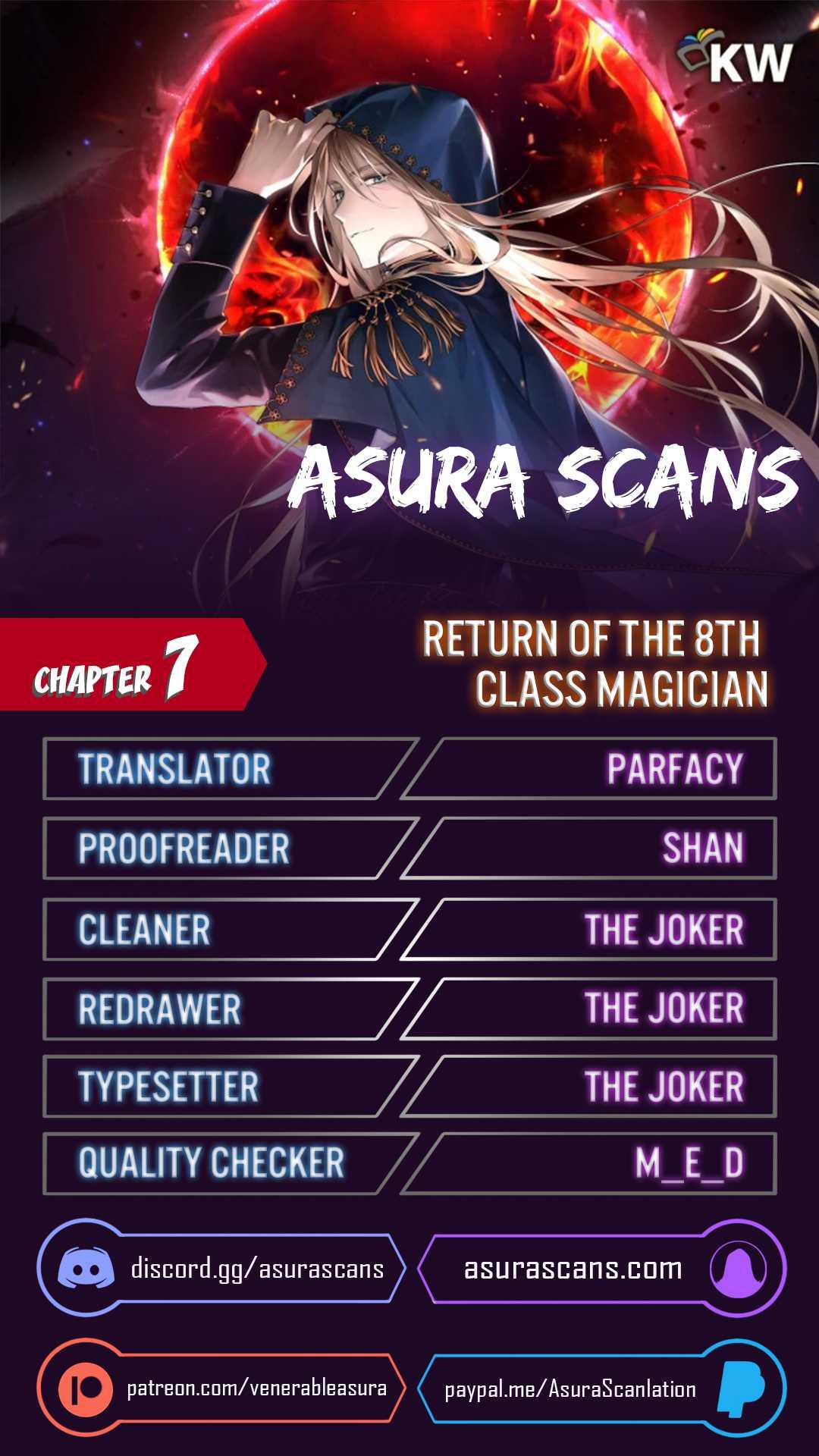 Return of the 8th class Magician - chapter 7-eng-li