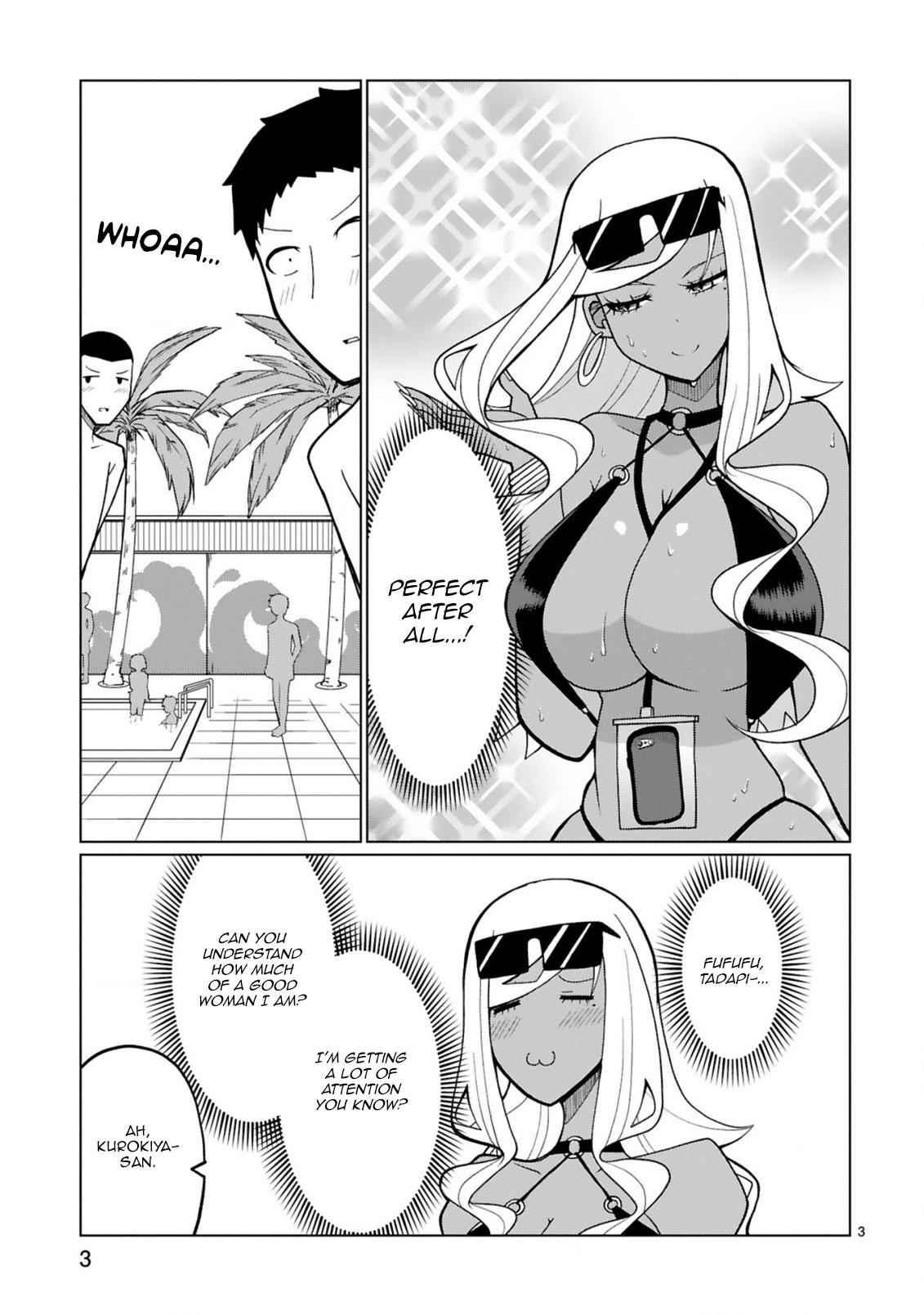 Tedama ni Toritai Kurokiya-san - chapter 15-eng-li