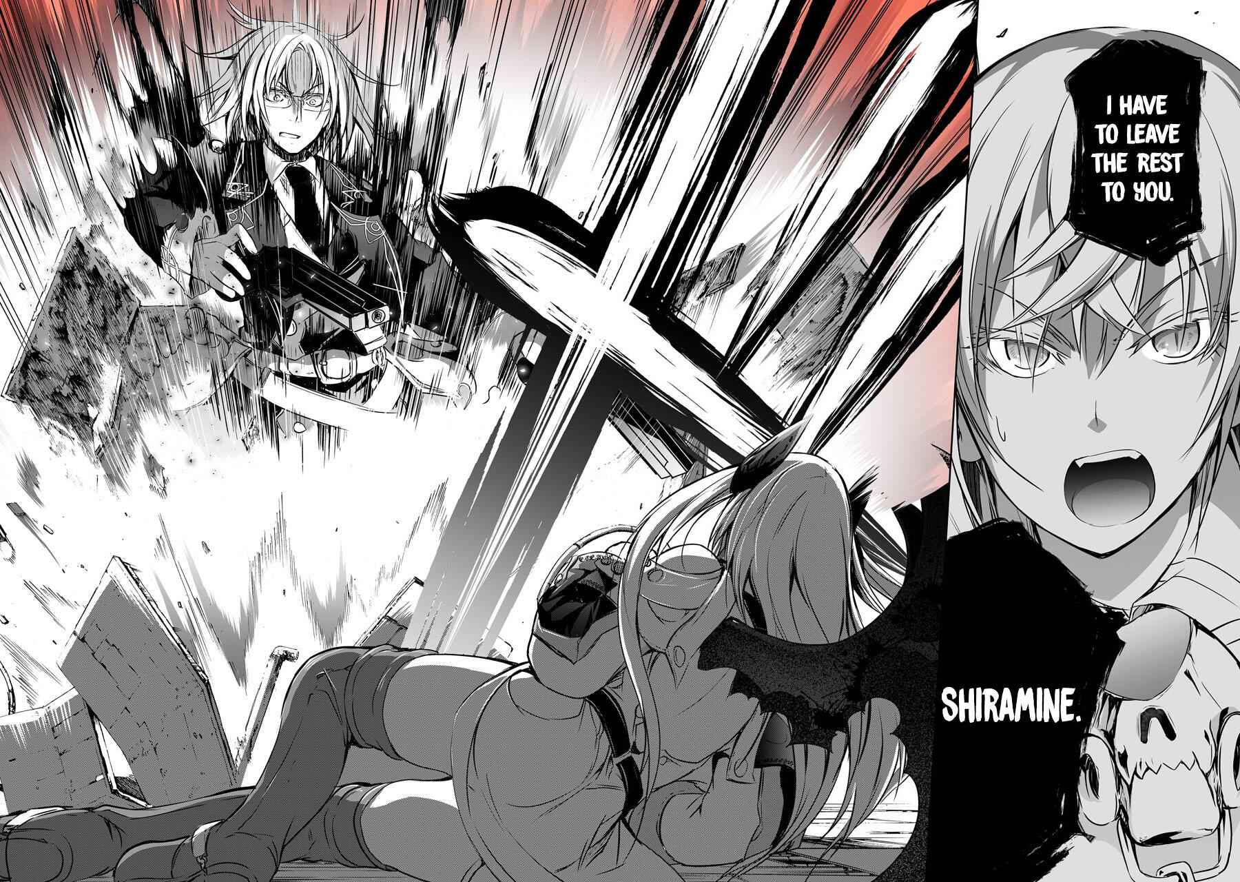 The Dark Queen And I Strike Back - chapter 9-eng-li