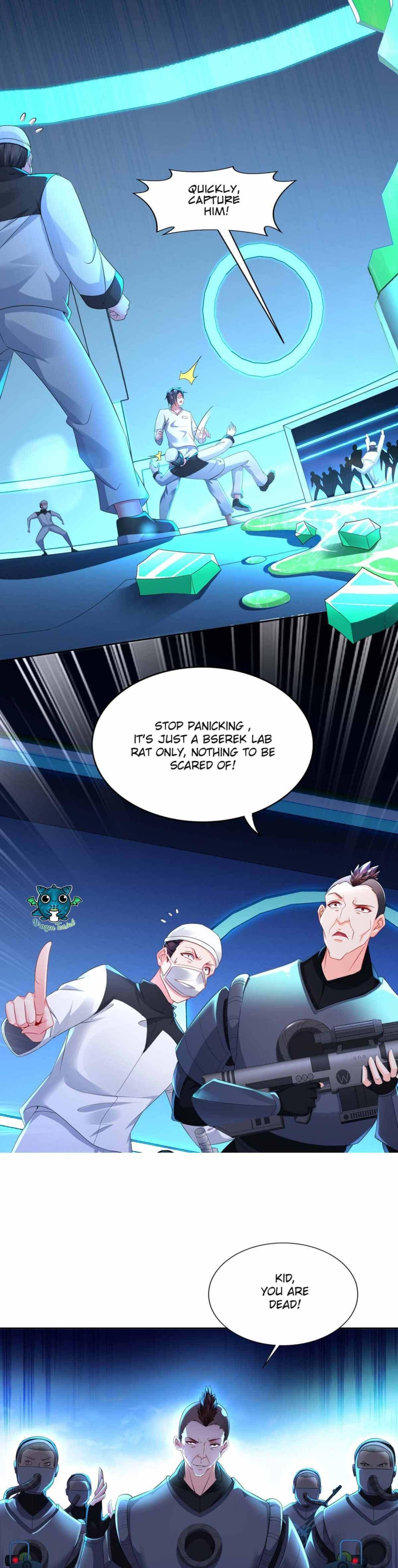 From That Day Onwards, Plants Becomes Super God! - chapter 1-eng-li