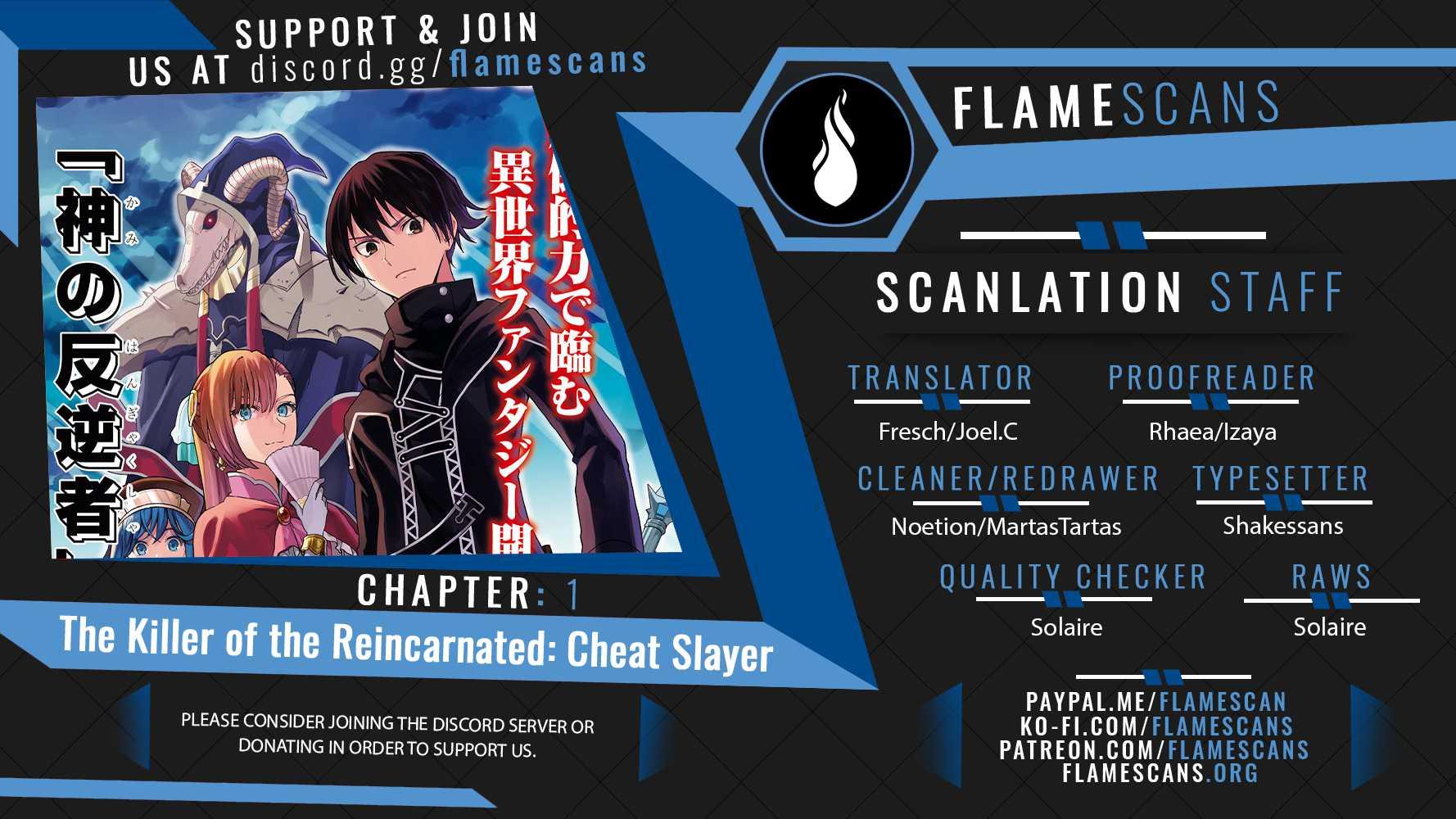 The Killer of the Reincarnated: Cheat Slayer - chapter 1.en-eng-li