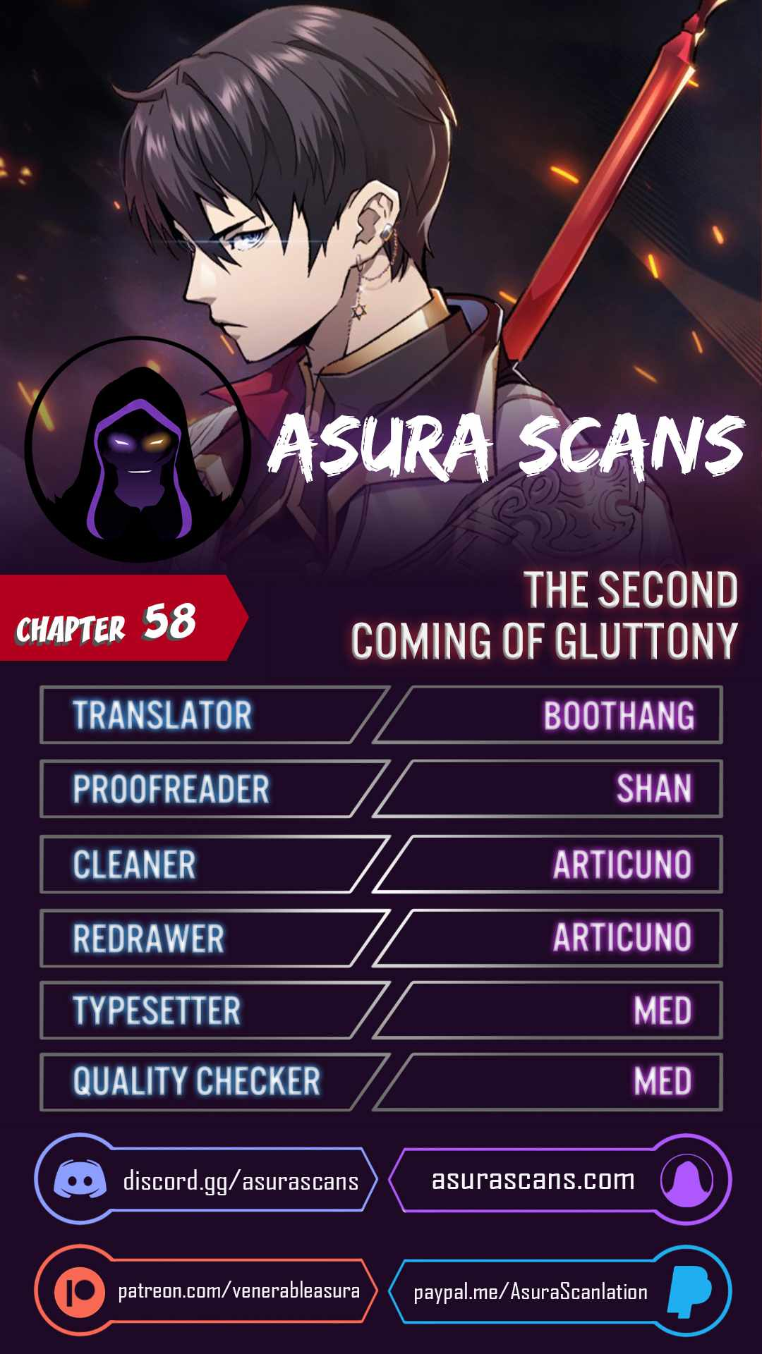 The Second Coming of Gluttony - chapter 58-eng-li