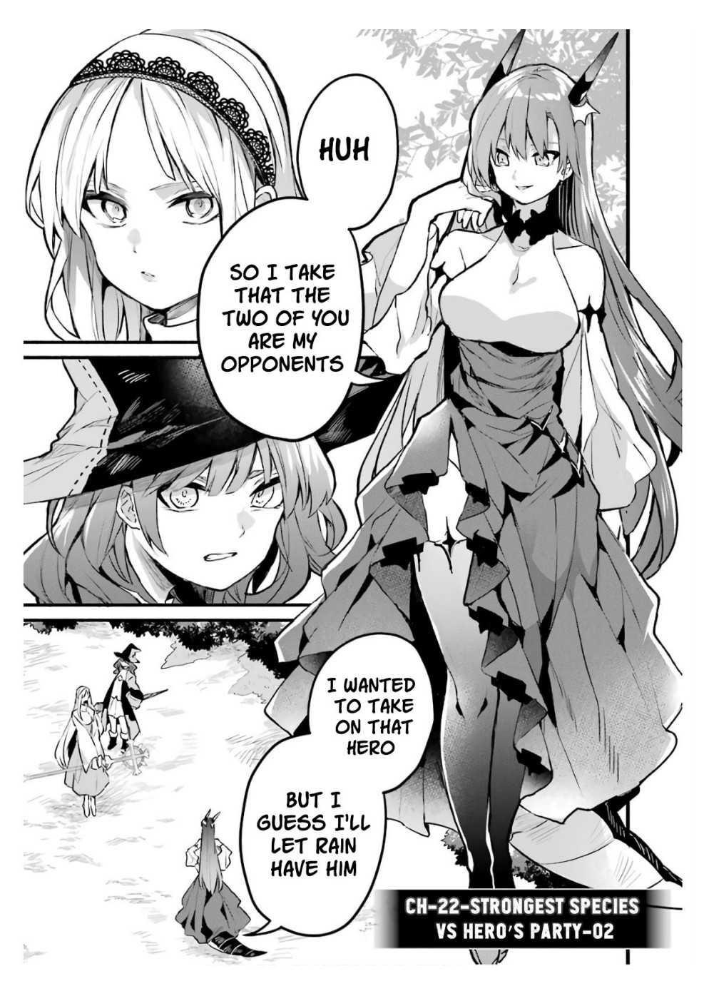 Yuusha Party wo Tsuihou Sareta Beast Tamer, Saikyou Shuzoku Nekomimi Shojo to Deau - chapter 22-eng-li